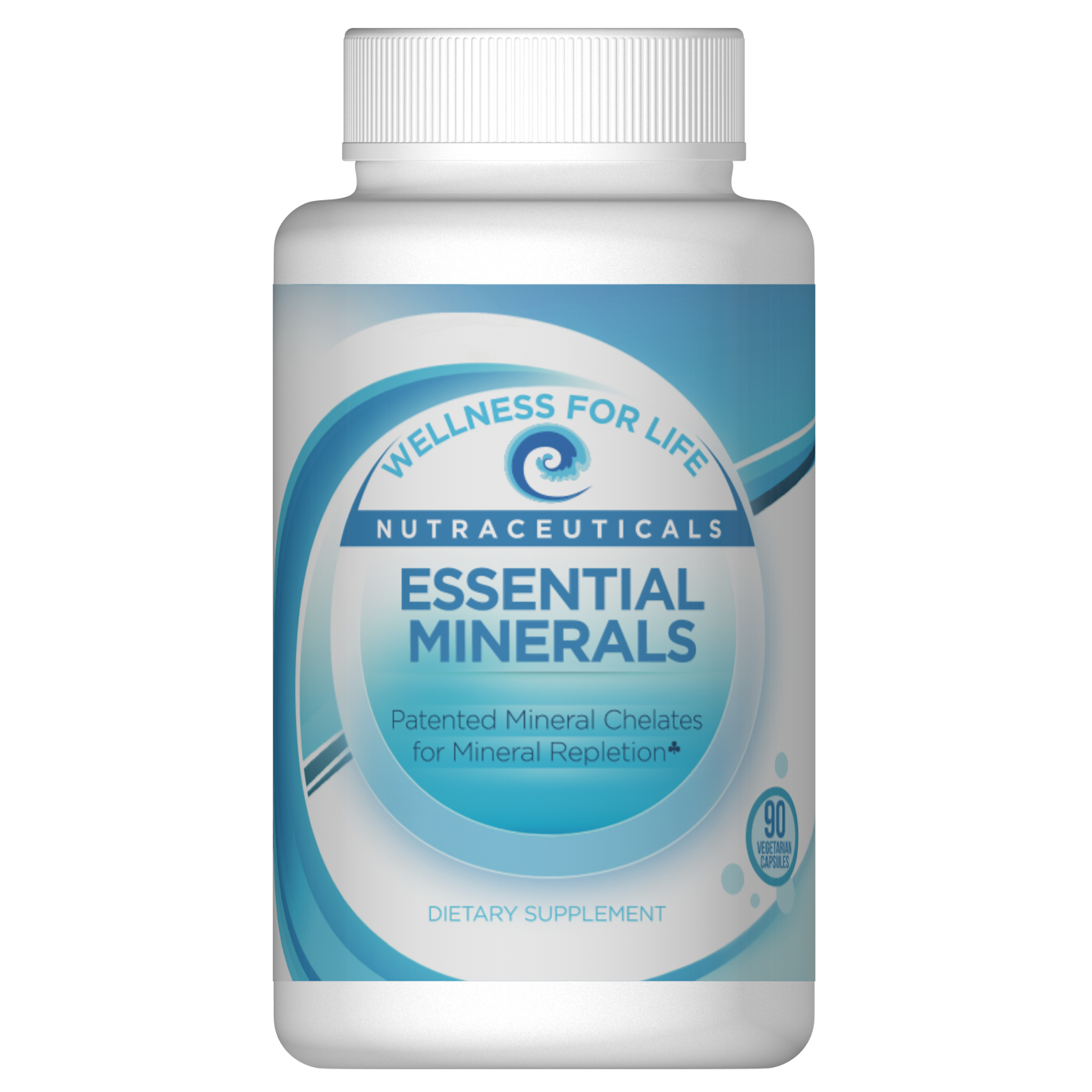 essential minerals render