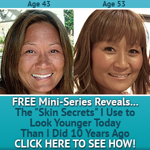 Dr. Susanne's Skin Secrets to Look Younger