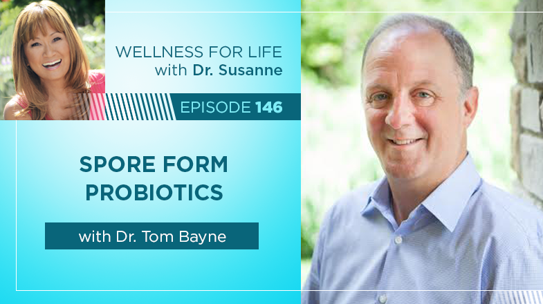 Spore Form Probiotics - Dr. Tom Payne