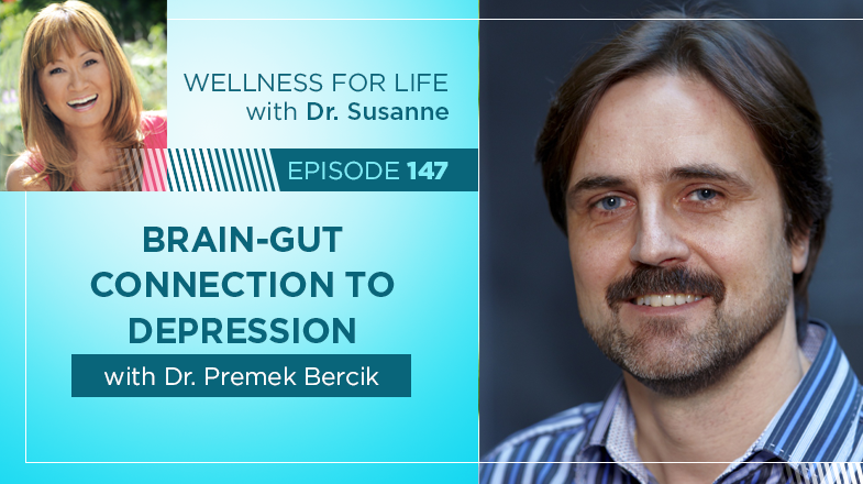 Brain-Gut Connection to Depression with Dr. Bercik