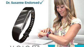 Helo smart wristband