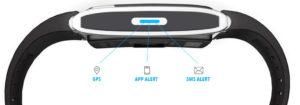 helo gps smart wristband