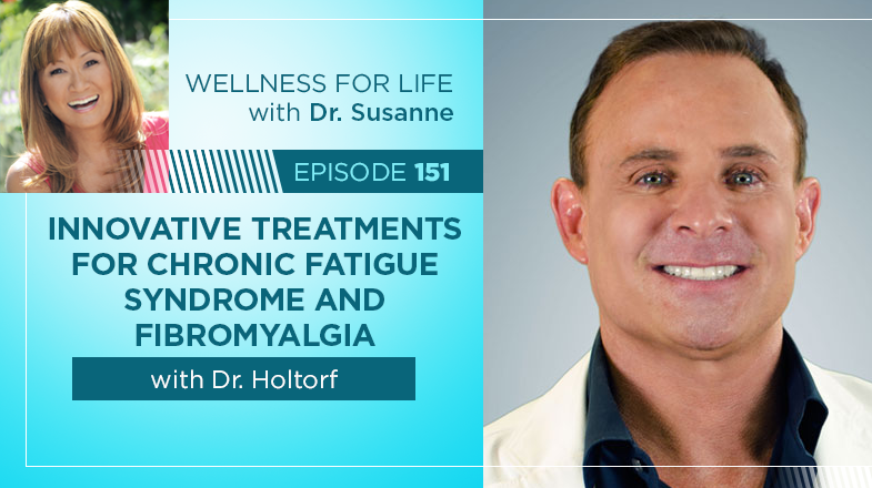 Innovative Treatments for CFS & Fibromyalgia with Dr. Holtorf