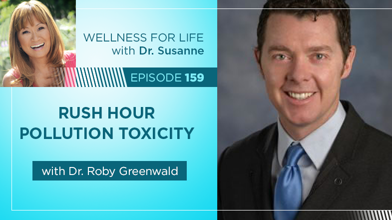 Rush Hour Pollution Toxicity with Dr. Greenwald