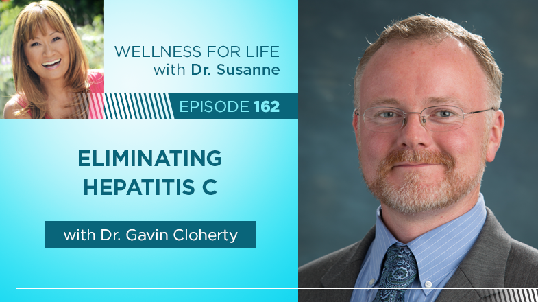 Eliminating Hep C with Dr. Cloherty
