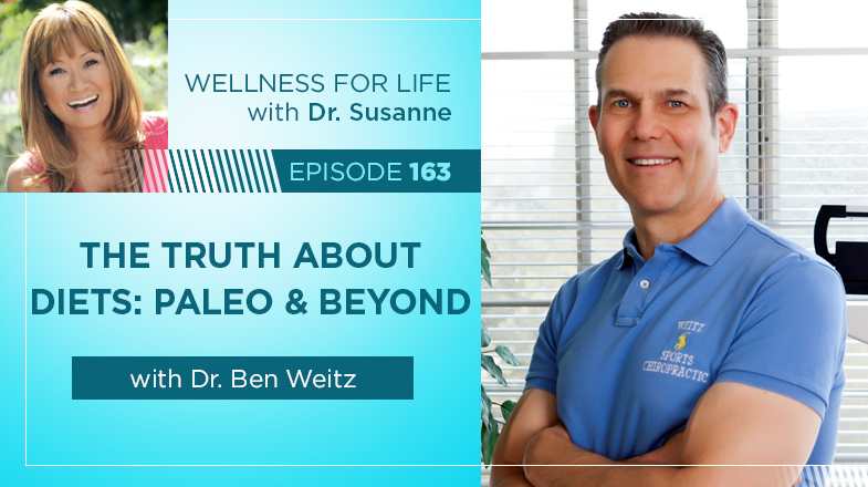 The Truth about Diets: Paleo and Beyond with Dr Weitz
