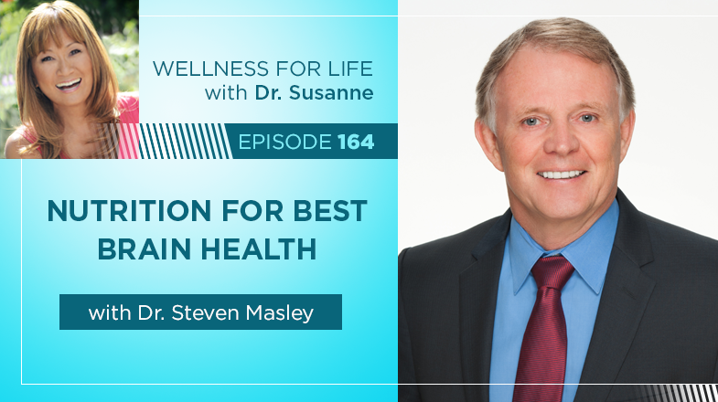 Nutrition for Best Brain Health with Dr. Masley