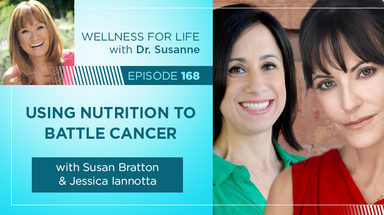 Using Nutrition to Battle Cancer with Susan and Jessica