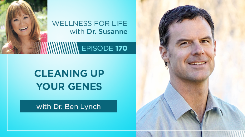 Cleaning Up Your Genes with Dr. Lynch