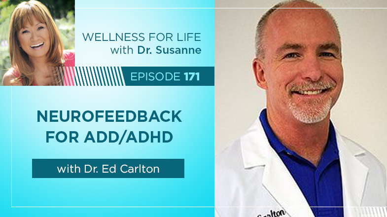 Neurofeedback for ADD/ADHD with Ed Carlton