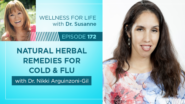 Natural Herbal Remedies for Cold & Flu with Dr. Arguinzoni-Gil