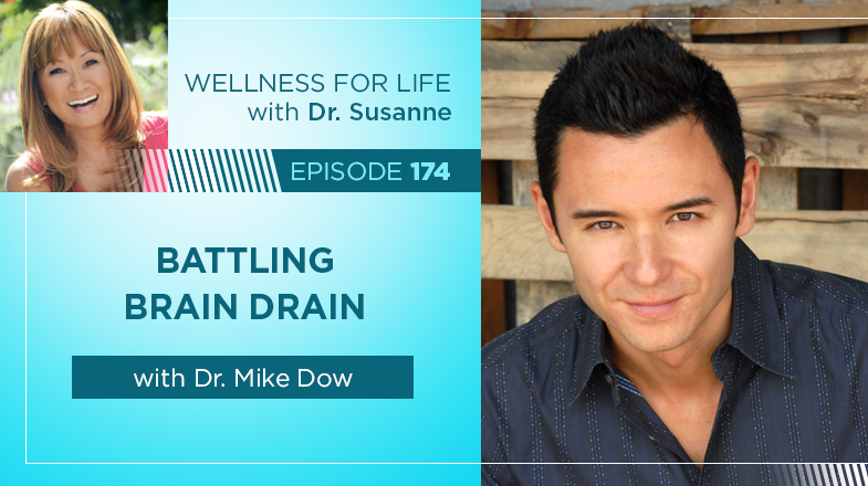 Battling Brain Drain with Dr. Dow