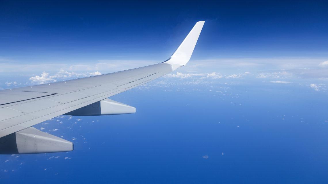 Airplane radiation