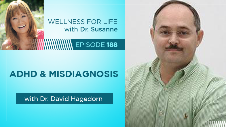 ADHD & Misdiagnosis with Dr. Hagedorn
