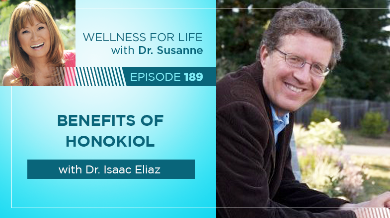 Benefits of Honokiol with Dr. Eliaz