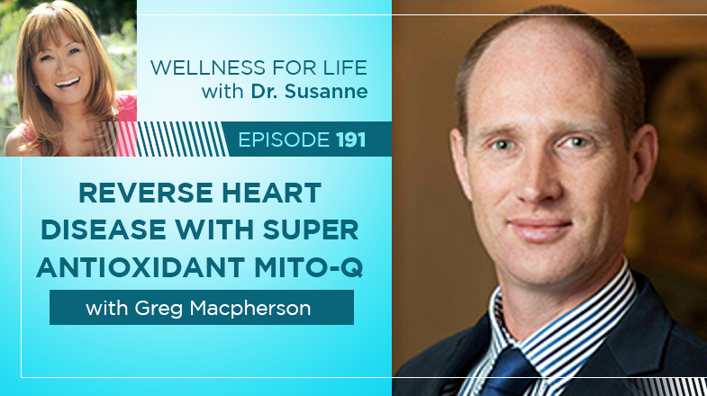 Reverse Heart Disease with Mito-Q