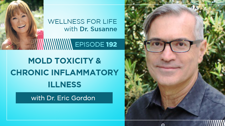 Mold Toxicity and Chronic Inflammatory Illness with Dr. Gordon
