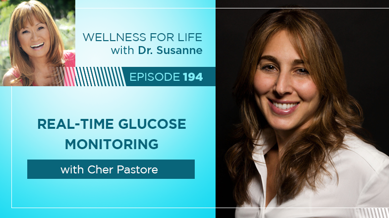 Glucose Monitoring with Cher Pastore