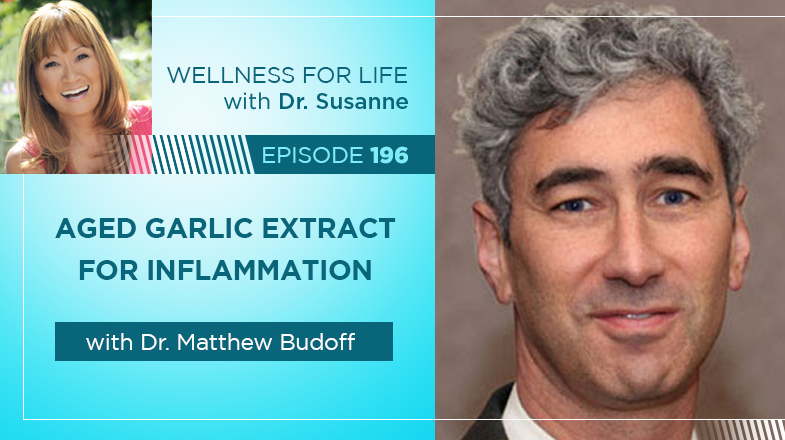 Garlic for Inflammation with Dr. Budoff