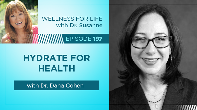 Hydrate for Health with Dr. Dana Cohen