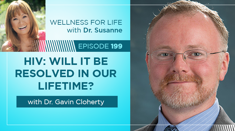 HIV: Will it be resolved in our lifetime? with Dr. Cloherty