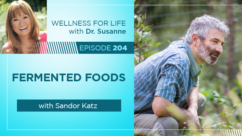 Fermented Foods with Sandor Katz