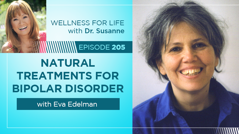 Natural Treatments for Bipolar Disorder with Eva Edelman