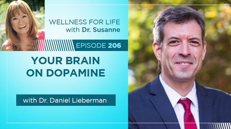 Your Brain on Dopamine with Dr. Lieberman