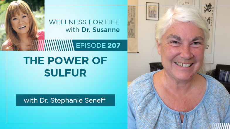 The Power of Sulfur with Dr. Seneff