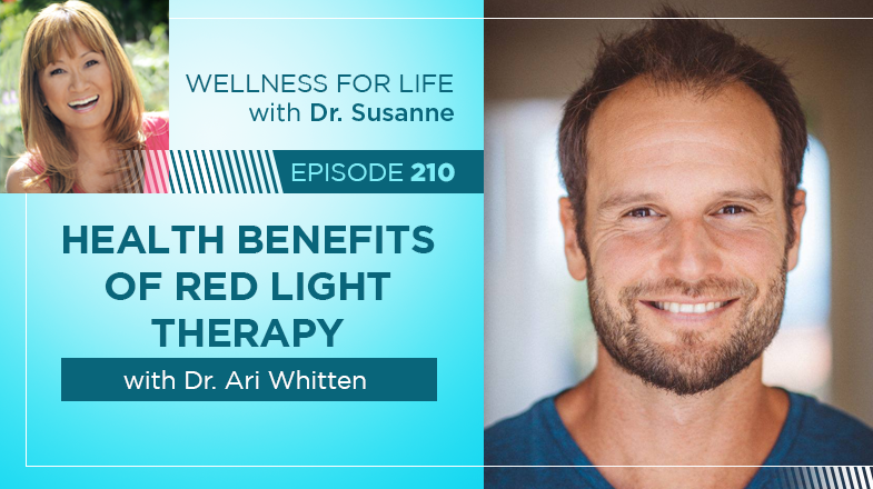 Health Benefits of Red Light Therapy with Dr. Whitten