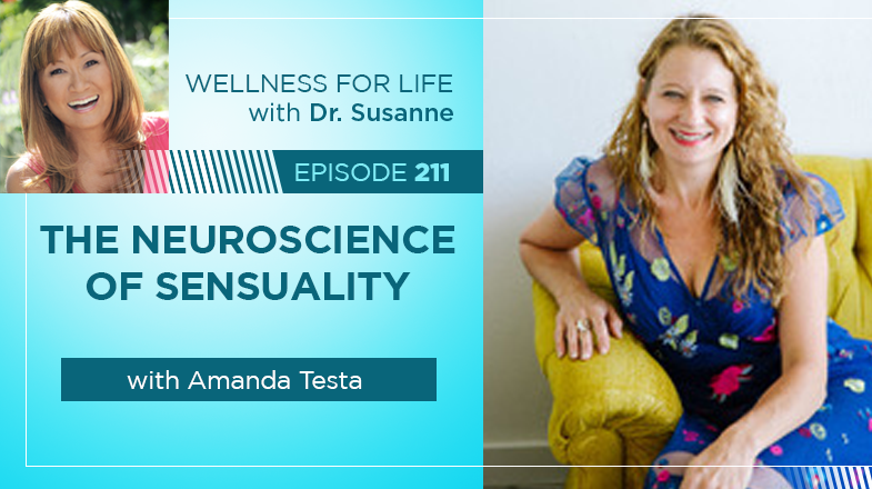 The Neuroscience of Sensuality with Amanda Testa