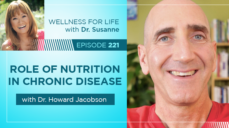 Role of Nutrition in Chronic Disease with Dr. Jacobson