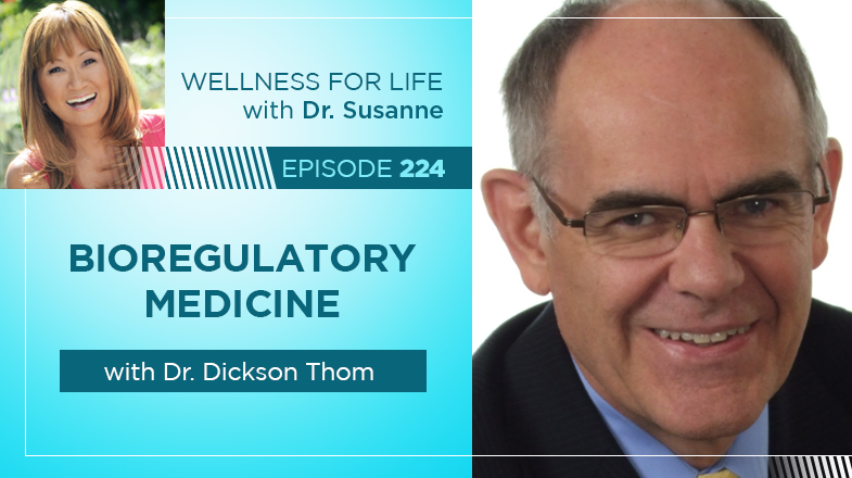 Bioregulatory Medicine with Dr. Thom