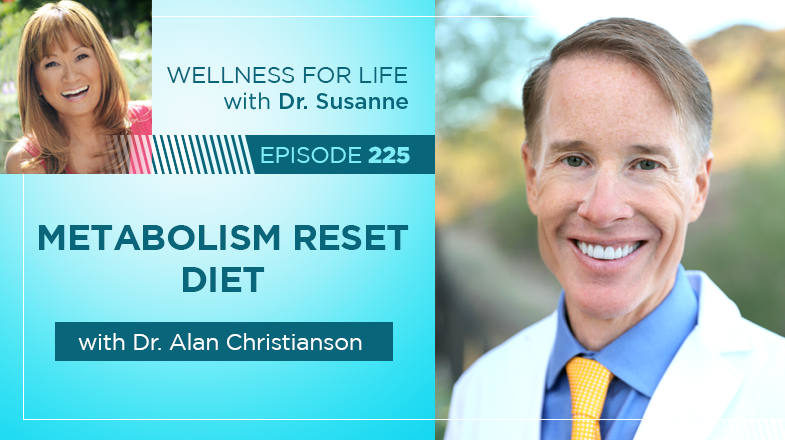 Metabolism Reset Diet with Dr Christianson