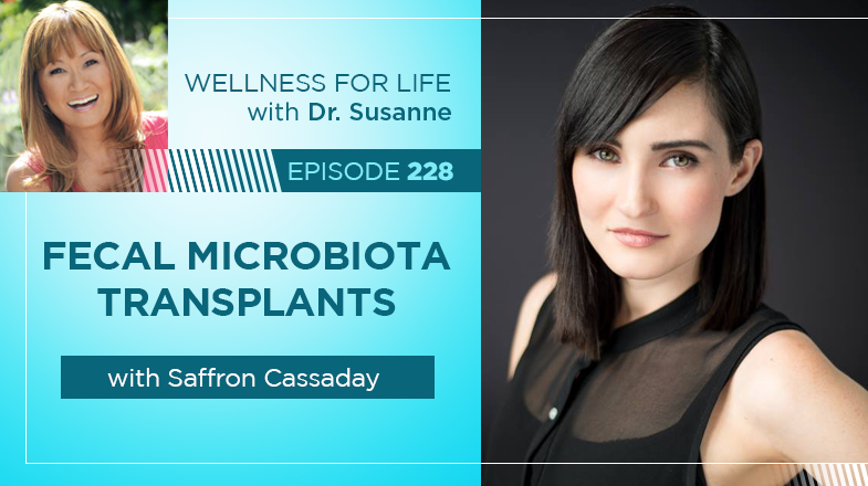Fecal Microbiota Transplants with Saffron Cassaday