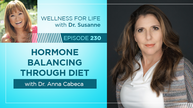 Hormone Balancing through Diet with Dr. Anna