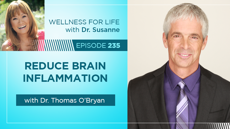 Reduce Brain Inflammation with Dr. Tom O'Bryan