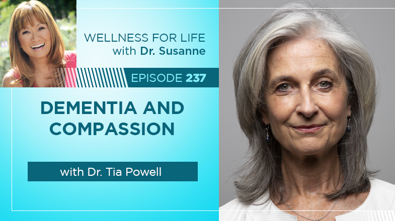 Dementia and Compassion with Tia Powell