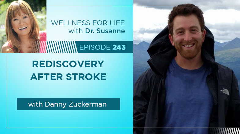 Rediscovery After Stroke with Danny Zuckerman