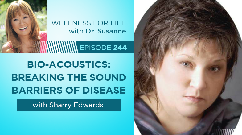 Bioacoustics with Sharry Edwards