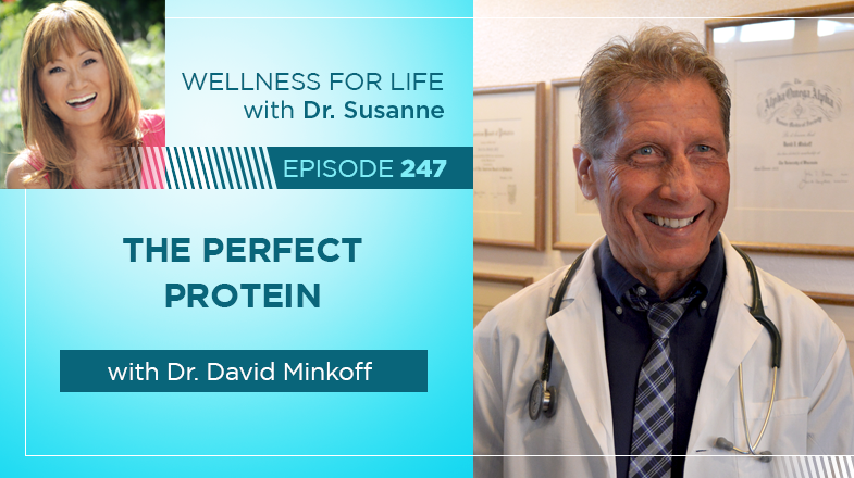 The Perfect Protein with Dr. Minkoff