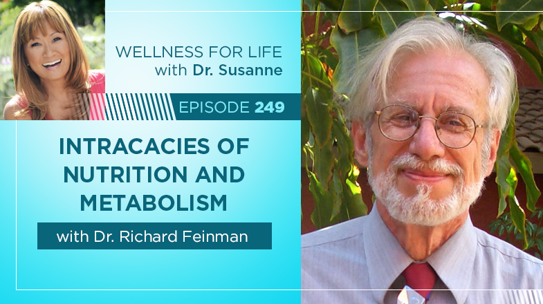 Metabolism with Dr. Feinman