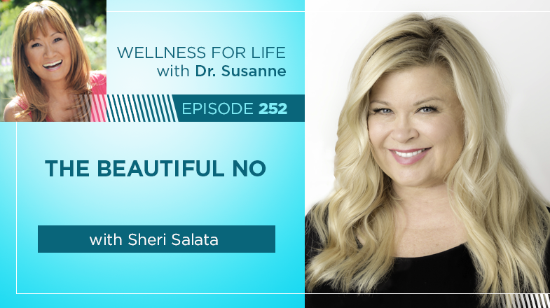 The Beautiful No with Sheri Salata