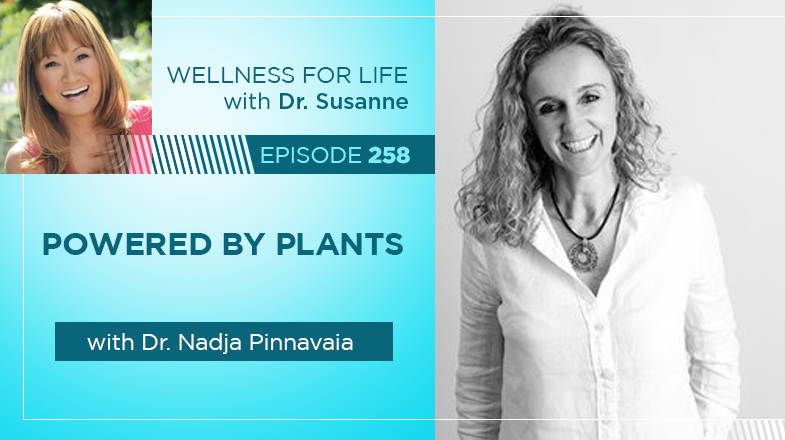 The Power of Plants with Dr. Nadja Pinnavaia