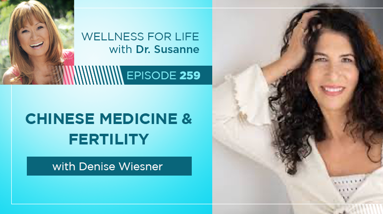Chinese Medicine and Fertility with Denise Wiesner