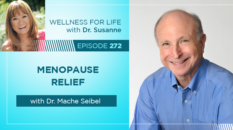 Menopause Relief with Dr. Seibel