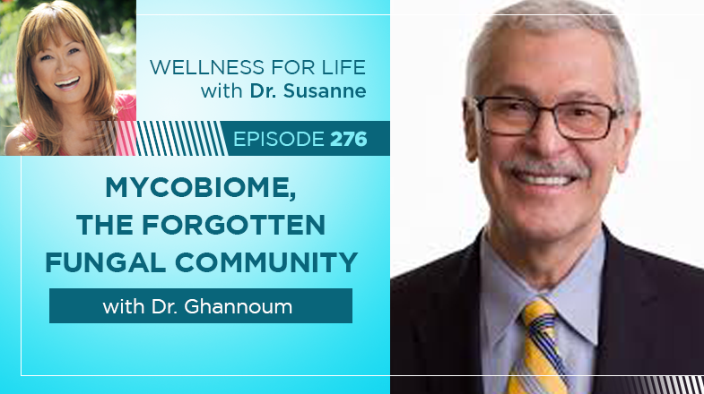Mycobiome, the Forgotten Fungal Community with Dr. Ghannoum