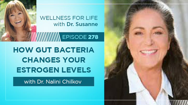 Gut Bacteria and Estrogen with Dr. Chilkov