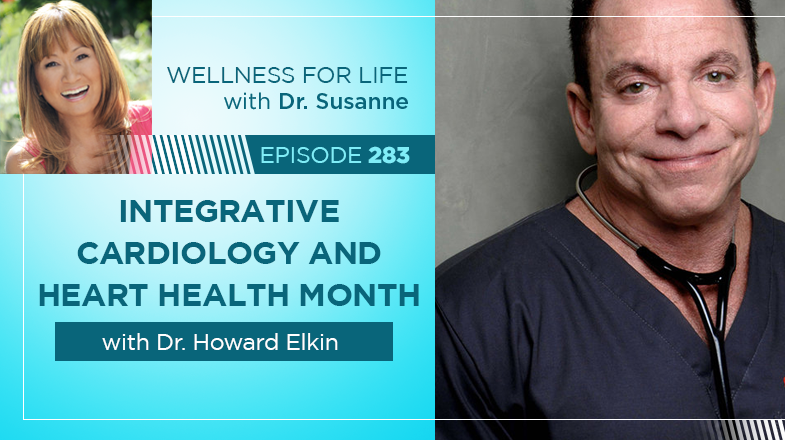 Integrative Cardiology and Heart Health Month with Dr. Elkin