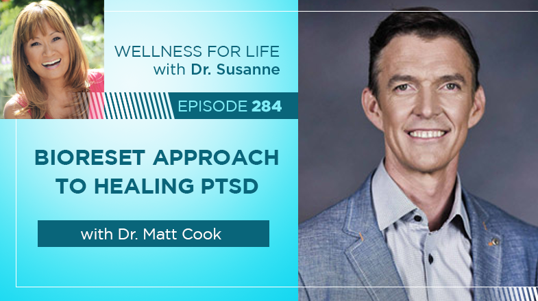 BioReset Approach to Healing PTSD with Dr. Matt Cook